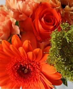 Boeket oranje